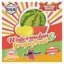 Arome concentré Watermelon Grapefruit Retro Juice - Big Mouth