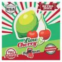 Arome concentré Lime  Cherry Retro Juice - Big Mouth