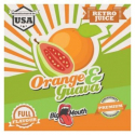 Arome concentré Orange Guava Retro Juice - Big Mouth
