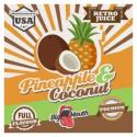 Arome concentré Pineapple Coconuts Retro Juice - Big Mouth