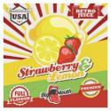Arome concentré Strawberry Lemon Retro Juice - Big Mouth
