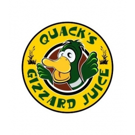 Arome concentré Gizzard Juice - Quack's Juice Factory