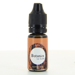 E-liquide Le Café Botanics - Vaponaute