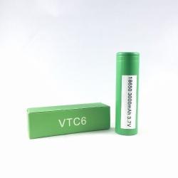 Accu Sony 18650 VTC 6 - 30 A - 2600mAh