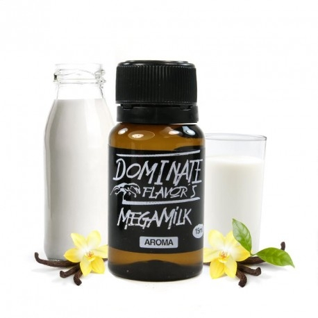 Concentré Mega Milk 15 ml - Dominate Flavor's