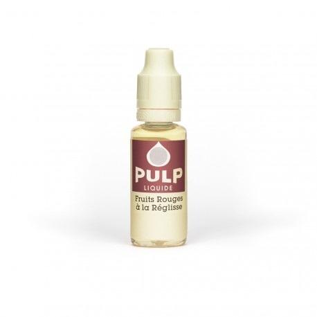 E-Liquide Fruits rouges à la réglisse 10ml - PULP