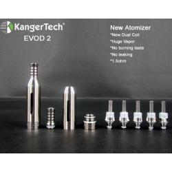 Clearomiseur EVOD 2 dual coil Kanger