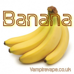 Arôme Banana 30ml - Vampire Vape