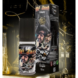 Mr Jack by Crazy Drip 10ml- Ben Northon