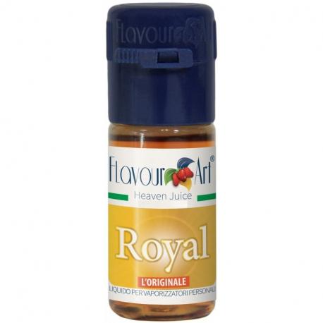 E-liquide Royal Flavour Art