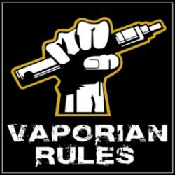 E-Liquide Blink 123 - Vaporian rules