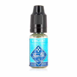 Booster nicotine 20mg PG 20 VG 80 Nico Fill VDLV 10ml