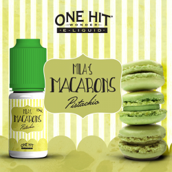 E-Liquide Pistachio Mila's Macaron 10ml - One Hit Wonder