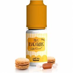 E-Liquide Salted Caramel Mila's Macaron 10ml - One Hit Wonder