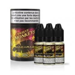 E-liquide Macaraz - Twelve Monkeys